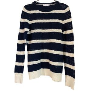 Alfred Sung Knitted Pullover Sweater size M